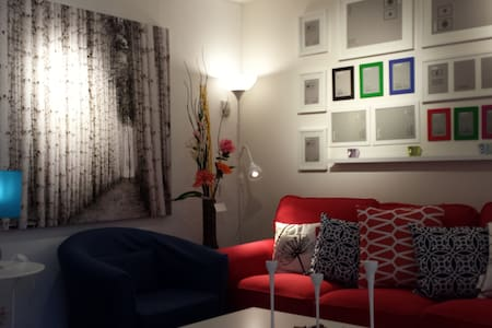 The fourth room is beautiful !!! - Windsor - Apartment