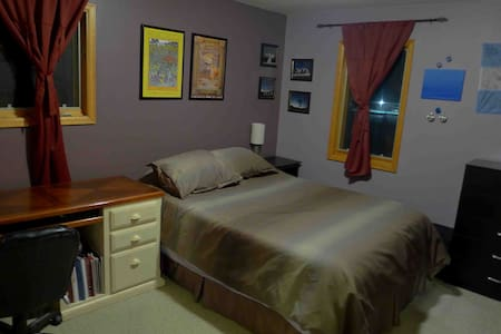 Cozy Room in lower level