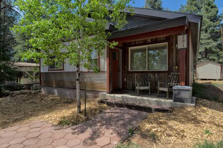 Rusty Walnut Cabin