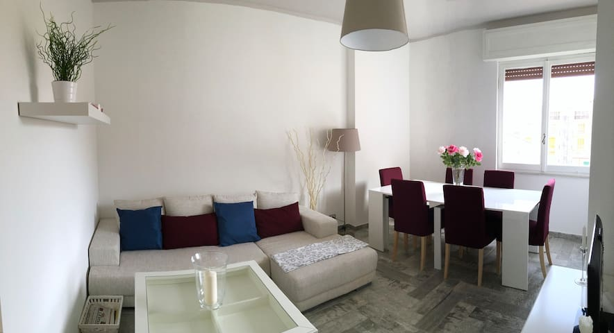 Lovely flat just renovated - Noli - Lejlighed