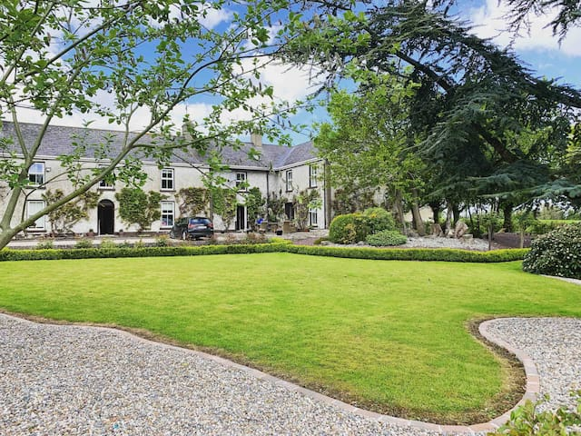 Inch House Laois Luxurious Country House.