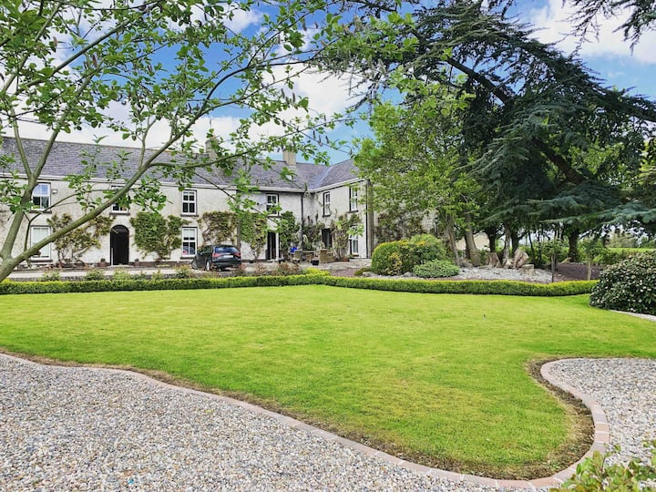 Inch House Ireland - Luxurious Country House.