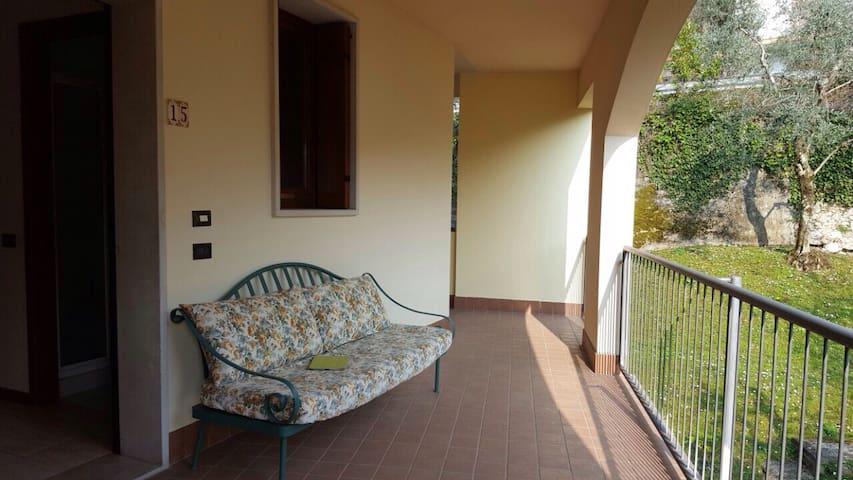 Angolo su lago a Malcesine - Malcesine  - Apartment