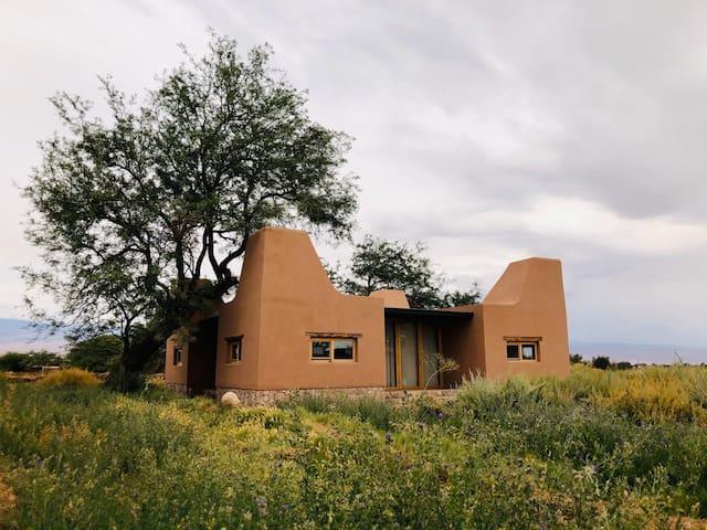 Casa de las 4 Puntas