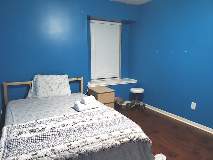 Enjoy Nice bed room in New House, Hobby-AIRPORT