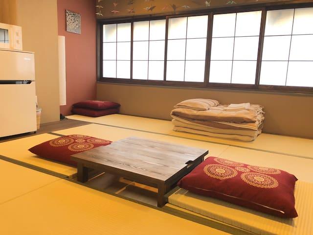 櫻花苑東神田B-SAKURA GARDEN秋叶原附近 Akihabara和室家庭房-NEW OPEN