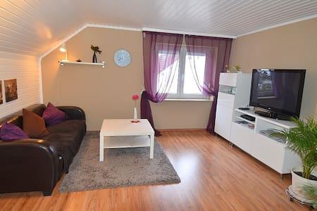 Ruhiges Apartment nähe U1  f. 1-2 P - Fürth