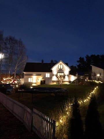 Wonderful house ideal for families - Nøtterøy - Rumah