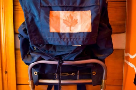 Backpacker's Bunk III - Whitney