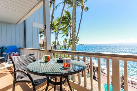 Poipu Palms 204: FREE midsize car, Oceanfront Corner Condo, Cliffside Pool Cruise Down The Beautiful South Shore And Discover This Family-Friendly Getaway
