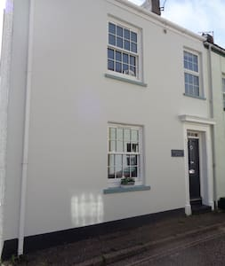 Charming 3-bed seaside townhouse Exmouth - Exmouth - 連棟房屋