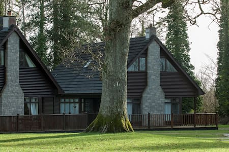 Beautifully Renovated Lodge Surrounded By Nature