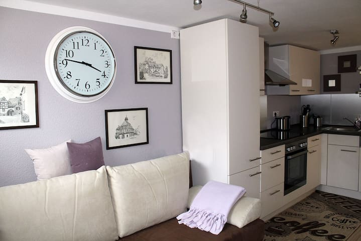 Traumhaft wohnen auf Felsplateau - Karlsruhe - Apartment