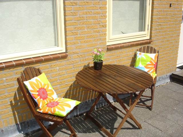 "Holiday apartment for 2, ""Kust van Zeeland"""