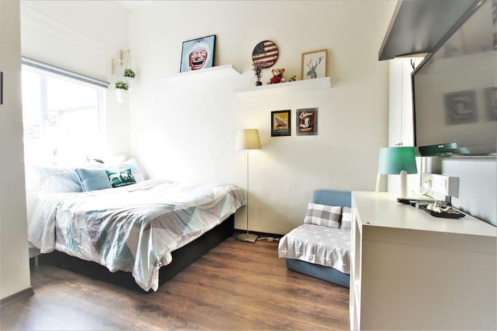 Compact Scandic Studio @ City - Farrer Park MRT