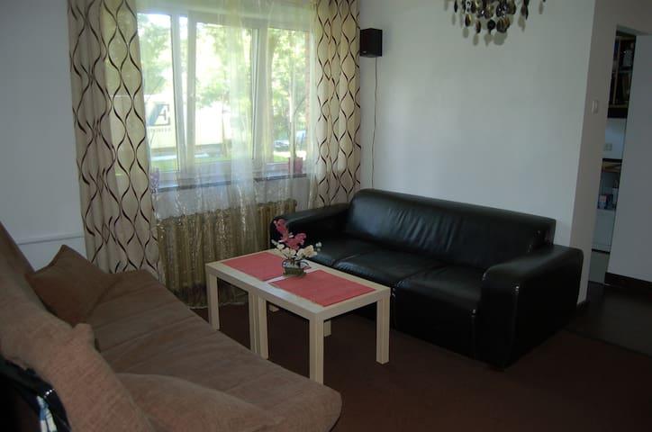 Fresh, family friendly apartment . - Rīga - Flat