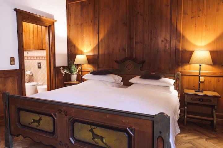 Luxus Suite Veneto im Palais Musil