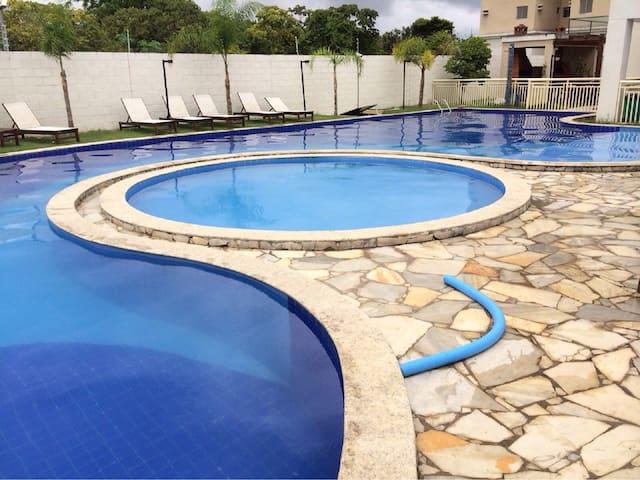 Apartamento - Residencial Parque Maceió