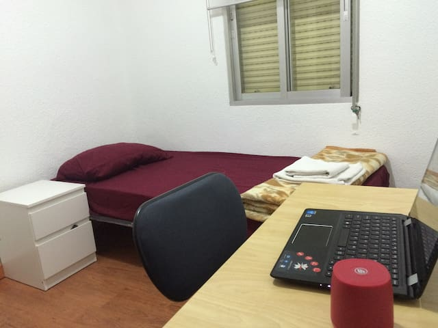 Simple Room in the Center (Ruben Dario) - Madryd - Apartament