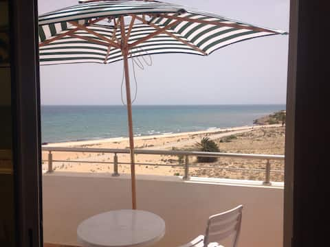 Cosy Appart With Sea View Hergla