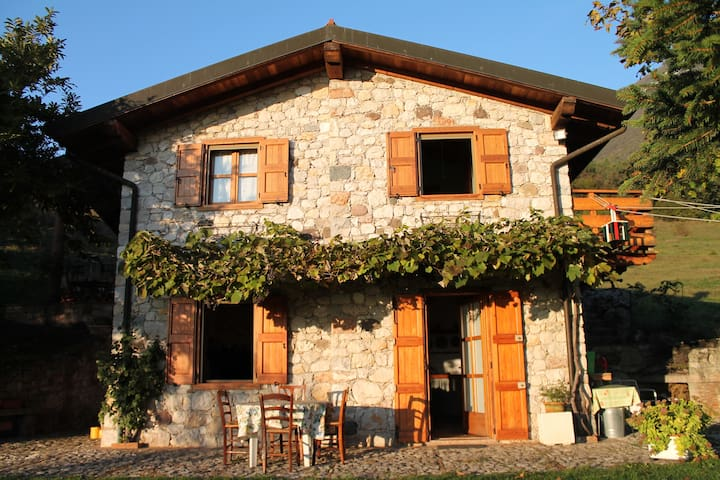 Duplex country house - Malcesine - Hus