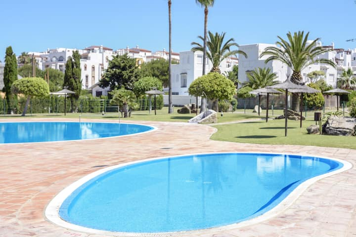 Apartment Casa Antonia on the Beach with Pool, Balcony, Wi-Fi & Air Conditioning; Parking Available