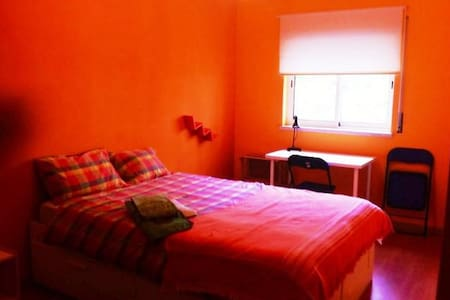 Valley Bedrooms Orange & Wide Room - Almada