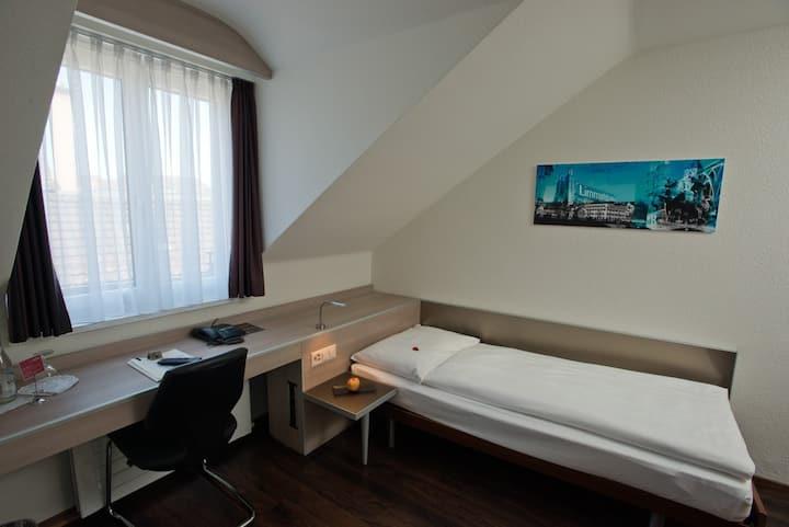 Hotel Alexander Zürich - Einzelzimmer (Wlan)