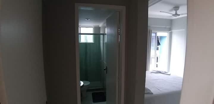 Privacidade e conforto ! Suite inteira só para vc!