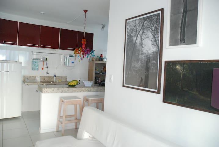 Barra - gorgeous apartment next to the beach