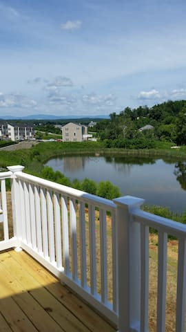 Luxury Living in Brand New Townhome - Charlottesville - Dom