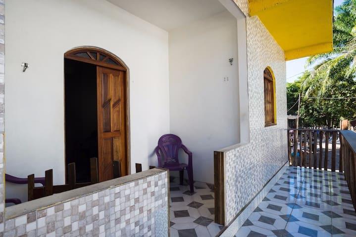 Casa Da Rosinha em Moreré ilha de Boipeba