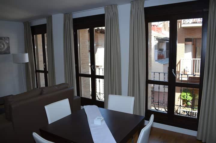 Céntrico Apartamento de 2 dormitorios Superior (4 personas)