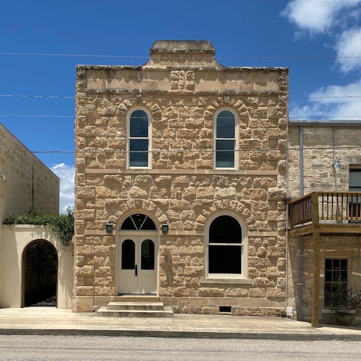 Historic Storyville Bank Loft
