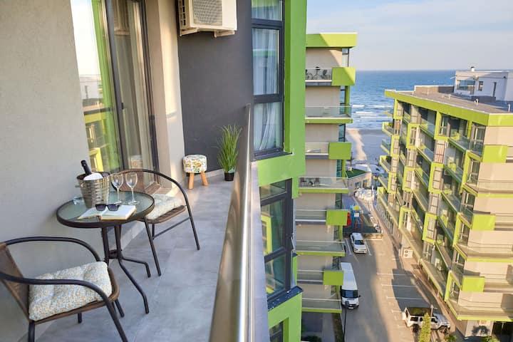 Ramina Apartment in Spa n Pool ALEZZI Beach resort