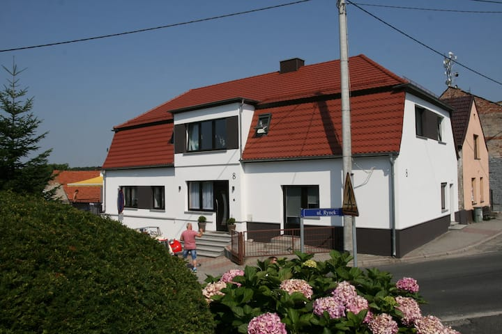 Villa Rynek 2 (2+2 Personen)