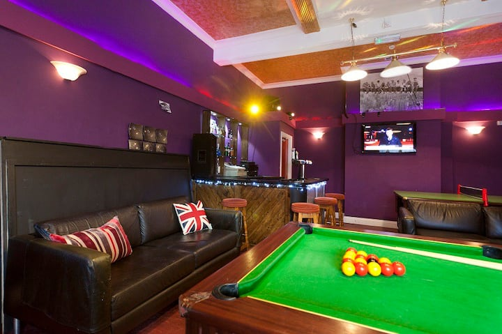 11 Bed Accommodation City Centre for Events/Work