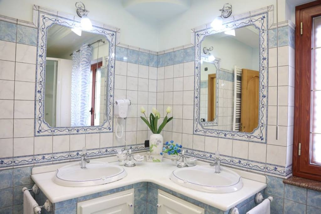 Bagno camera Anturium