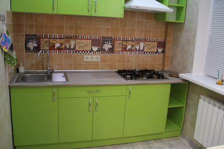 Сдам 1-комнатную квартиру посуточно - Kharkiv