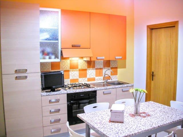 SRCO Exclusive Apartment in Capo Calava - Gioiosa marea - Flat