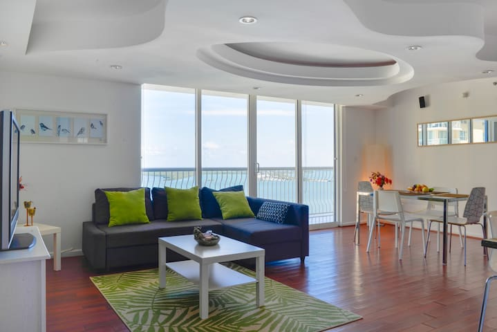 *****Great Bay Views Of Brickell Residence*****