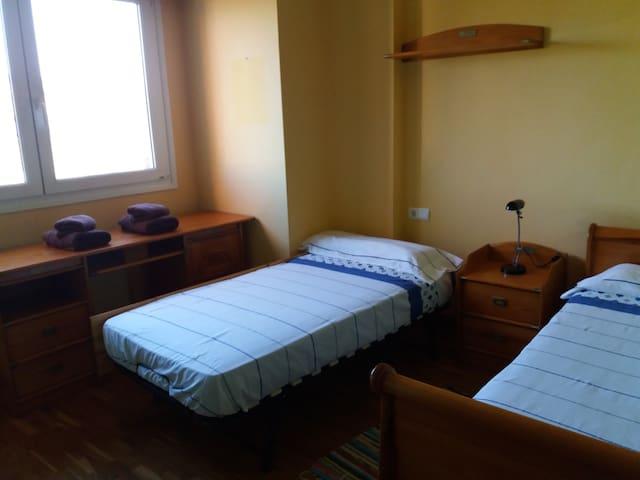 Habitación privada + Baño + Desayuno