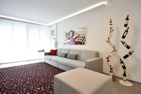 Modern Apartment Leche C24 Bellinzona