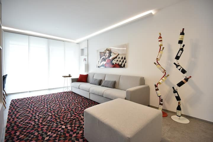 Modern Apartment Leche C24 Bellinzona