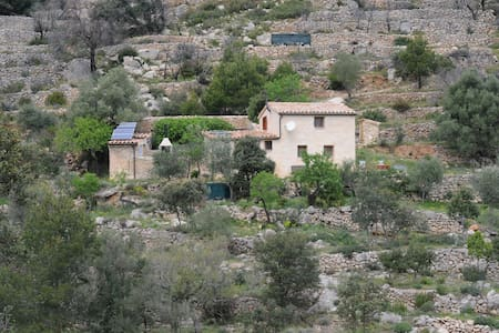 Remote mountain cottage above Costa Daurada - Rasquera - Casa