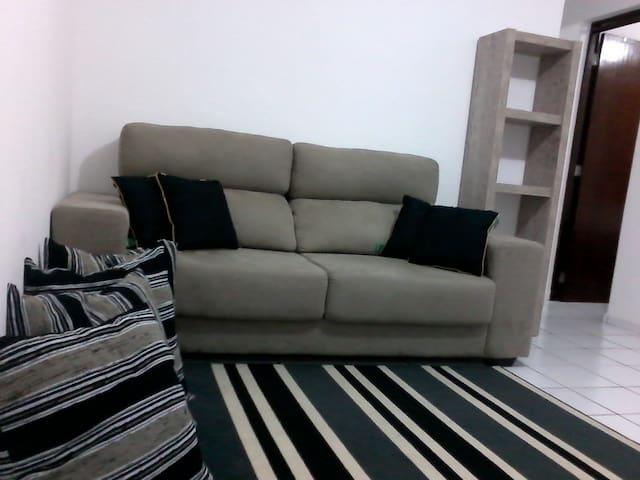 Apartamento por temporada - São Luís - Apartamento