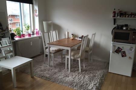 Small apartment next to train - Herlev - Lejlighed