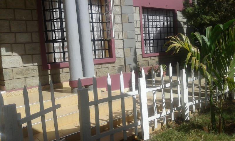Adajjee House. - Ngong - House