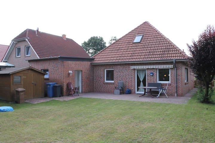 """Ferienhaus """"Grube"""" in Dwergte"""