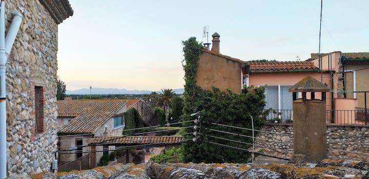Casa entera en la Costa Brava (Ventalló)